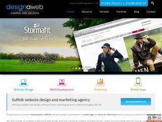 Web Design Suffolk - Designaweb