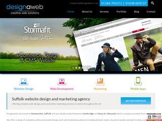 Web Design Suffolk - Designaweb