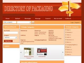 Directory of Packaging