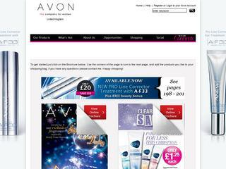 Independant Avon Representative, Bringing Avon To You!