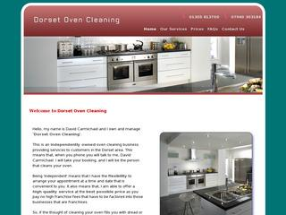 Dorset Oven Cleaning