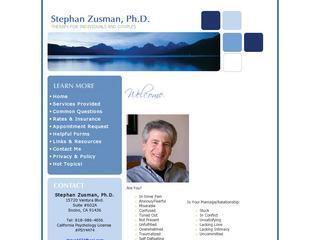 Stephan Zusman, PhD