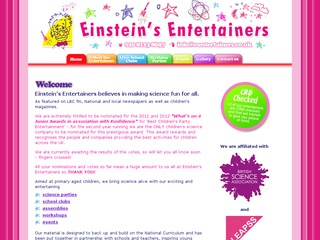 Einstein's Entertainers