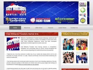Children's Kickboxing & Martial Arts Programme