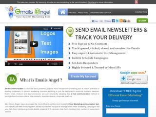 Email Newsletters Marketing Campaigns Software Services