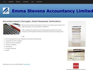 Emma Stevens Accountancy Limited