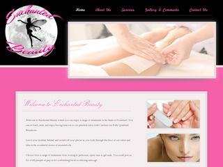 Beauty Treatments with optional childcare