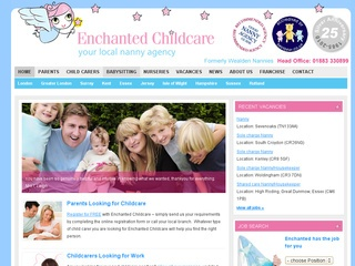 Enchanted Childcare South Hampshire