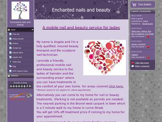 Enchanted nails and beauty