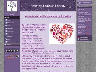 Enchanted nails and beauty