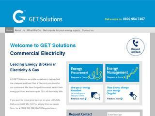 Energy Brokers - GET Solutions
