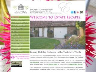 Estate Escapes Holiday Cottages