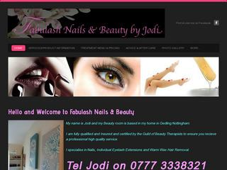 Fabulash Nails and Beauty
