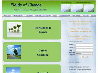 Fields Of Change