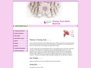 Mobile Beautician - Bearsted