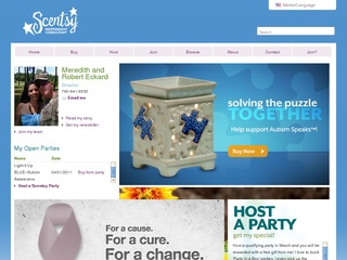 Scentsy Launches to the UK!