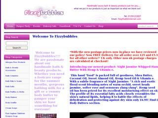 Fizzybubbles Handmade Bath & Beauty Products