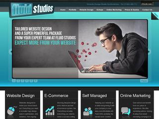We design amazing websites!