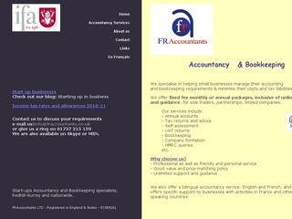 Accountancy & Tax