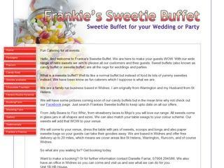 Frankies Sweetie Buffet