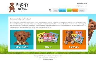 Fudgy Bear