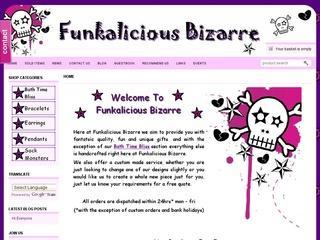 Funkalicious Bizarre