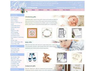 Gifts 2 Your Door - Christening Gifts - Godparent Gifts