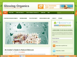 Glowing Organics