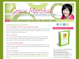 Grace Marshall Life & Business Coaching
