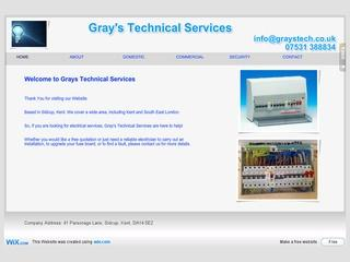 Gray's Technical Services