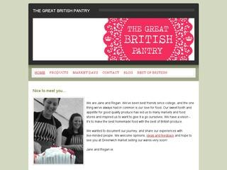 The Great British Pantry