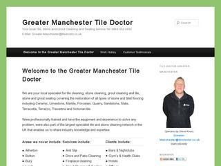 Greater Manchester Tile Doctor