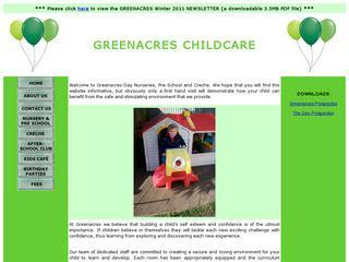 Greenacres Kids Cafe