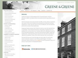 Greene & Greene Solicitors