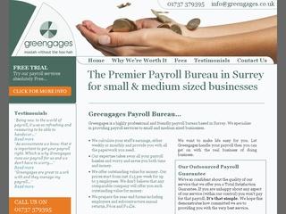 Greengages Payroll Bureau