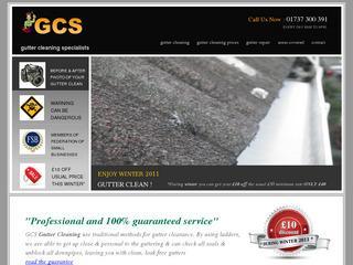 Gutter Cleaning & Gutter repair Croydon