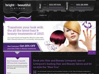 Hair and Beauty Liverpool