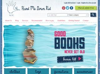 www.handmedownkid.co.uk