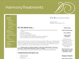 Harmony Treatments
