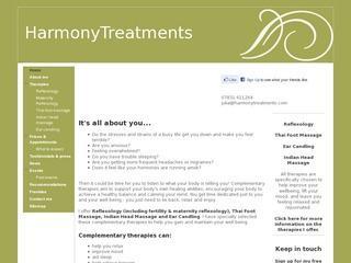 Harmony Treatments