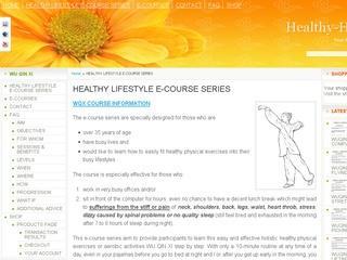 HEALTHY HEALTHY UK