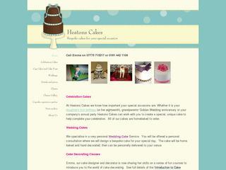 Heatons Cakes