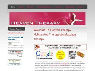 Spa, Massage & Reflexology