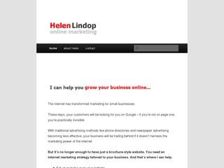 Helen Lindop Internet Marketing