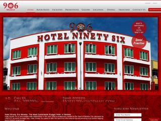 Hotel Ninety Six Melaka