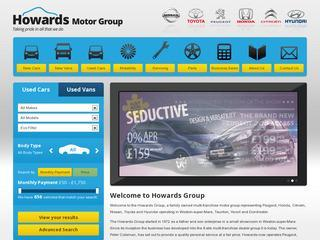 Howards Motor Group