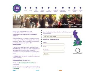 HR Dept South London
