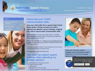 North Wales Speech Therapy
