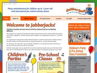 Jabberjacks Franchising Ltd