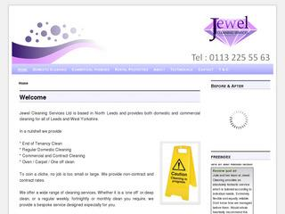 Jewel Cleaning Services Ltd